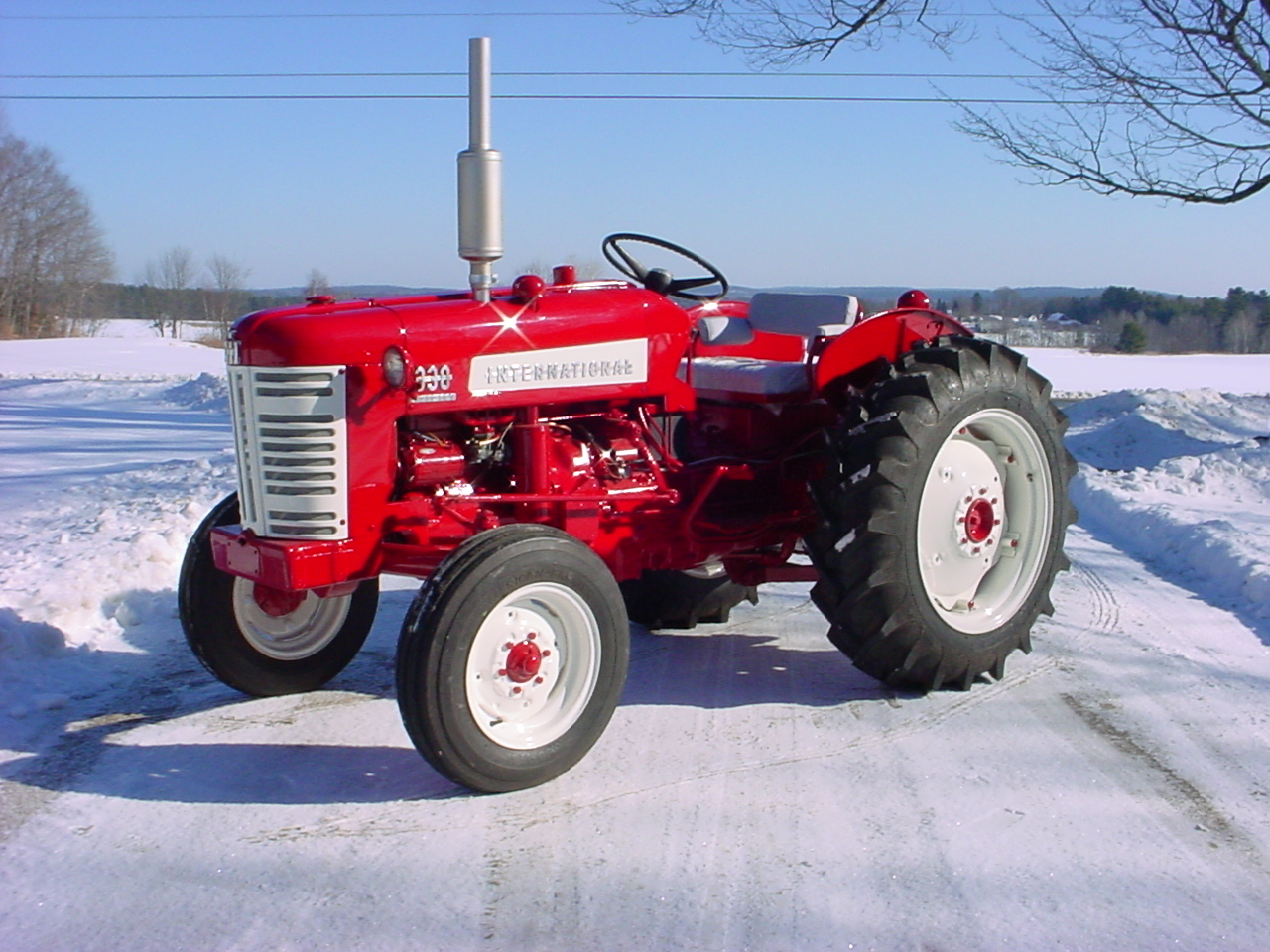 Ford 601 Workmaster Specifications : Windy hill restoration