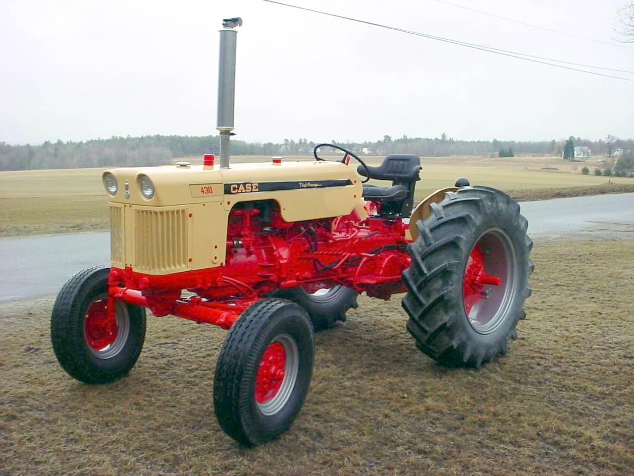 Case 430 Diesel : Case farm tractor bing images